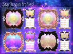 StarDragon Profile Templates by CuttleSkulls