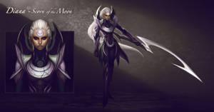 Diana~Iron Stylus~ by WConman88