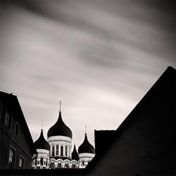 Alexander Nevsky Cathedral by igorsev