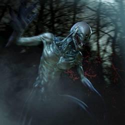 Alien V1 by Kremel