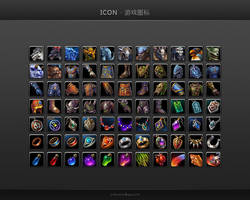 Game Icons by yshumin