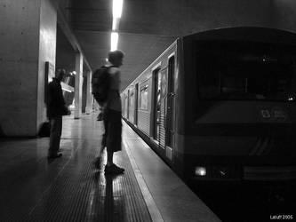 Metro de Sao Paulo 11 by fotografiaferroviari