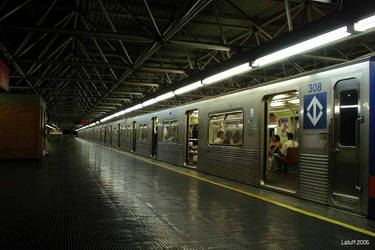 Metro de Sao Paulo 12 by fotografiaferroviari