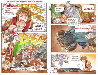 The Doormat by Kazuki-MENDOU