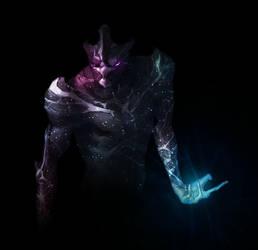 Alien X by leonardovincent