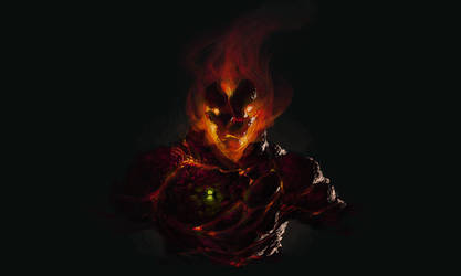 Heatblast by leonardovincent