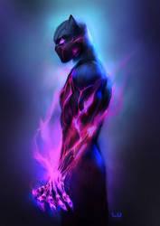 Wakanda Forever by leonardovincent