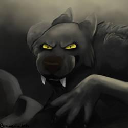 Werwolf by Braweria