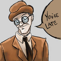 Clock King by better-pathos