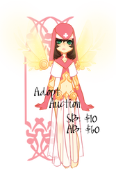 Adoptable Auction [[SOLD]] by Omega-Fluff