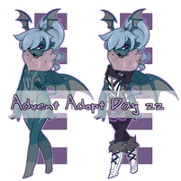 Halloween Advent Adopt :: Day 22 by Omega-Fluff
