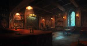 Pub by artificialguy