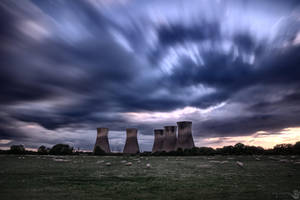 Willington Power Station by Engazung