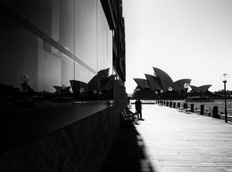 Sydney Opera by Engazung