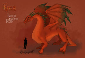 NewDesign - Kazilik by shyangell