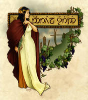 Queen Miriel Serinde by shyangell
