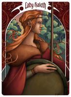 Lady Haleth by shyangell