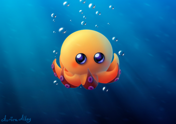 Octo 3.14 (Daily 53) by Aurora-Alley