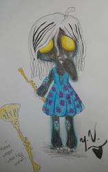 Yamillya: The Dollian: Savage Worlds Character by yuna500