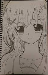 Moe Girl by yuna500