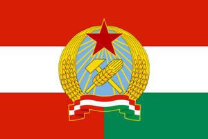 Socialist Austria-Hungary by TiltschMaster