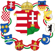 CoA United States of Greater Hungary by TiltschMaster