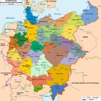 Greater German Socialist Council Republic Map by TiltschMaster