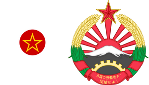People's Republic of Japan (Greater Germany) by TiltschMaster