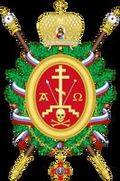 CoA Patriarchate of New Jerusalem by TiltschMaster