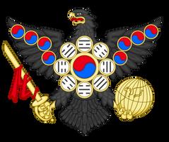 CoA Empire of Korea by TiltschMaster
