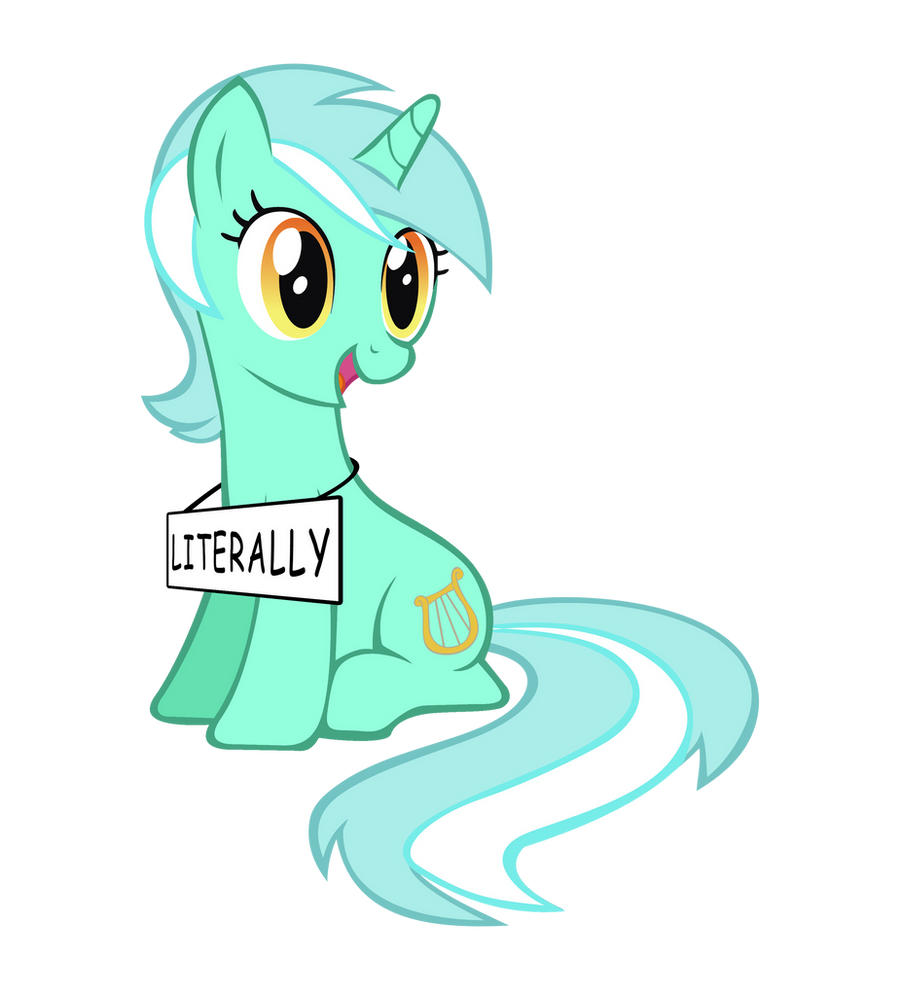 Literally Lyra Literally Sitting by Elder-Misanthrope
