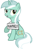 Discorded Literally Lyra by Elder-Misanthrope
