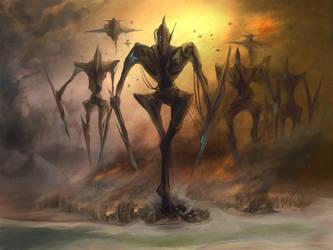 Invasion by Alicique