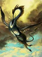 Leda's Swan by Alicique