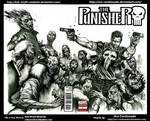 Punisher grey wash iks by Misfit over Ace continua by Bob-Misfit-Modelski