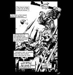 He stood alone at Gjallerbru by Misfit 2a2 by Bob-Misfit-Modelski