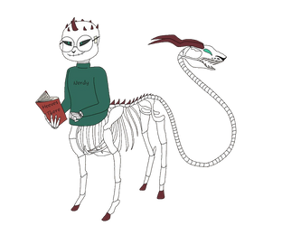 [Open] OTA Skeleton (?) Collab Adopt lol by xXRollingGirlXx
