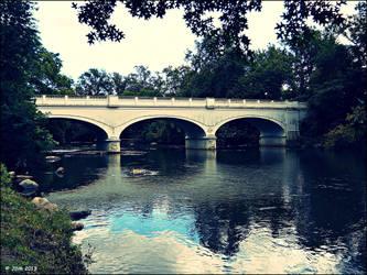 Bridge over Brandywine Creek. (Delaware) by JDM4CHRIST