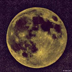 Super Moon! by JDM4CHRIST