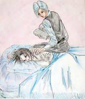 Sleep by PendulousRose
