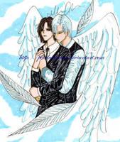 Angel by PendulousRose