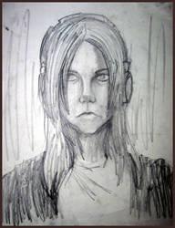 Self Portrait by PendulousRose