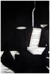 Black and White by PendulousRose