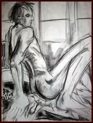 Figure Drawing Study 1 by PendulousRose