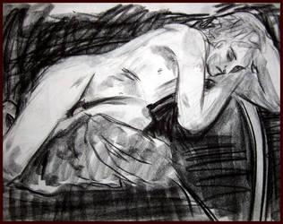 Figure Drawing Study 2 by PendulousRose
