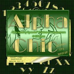 Alpha Chic by lildymun