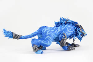 Ghost of the Pridemother (World of Warcraft) by ColibriWorkshop