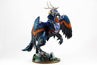 Cenarion War Hippogryph (World of Warcraft) by ColibriWorkshop
