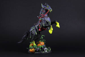 Headless Horseman's Mount (World of Warcraft) by ColibriWorkshop