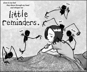 Little Reminders by kellehthedread